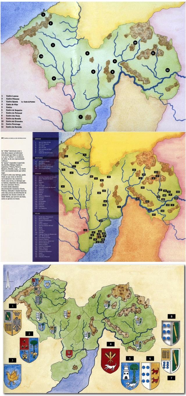 cadro evolutivo do hábitat e do sistema xurisdiccional