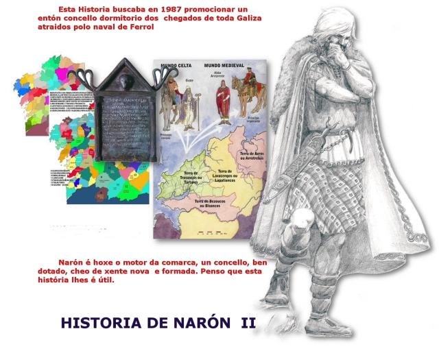 CRÉDITO HISTÓRIA DE NARON II