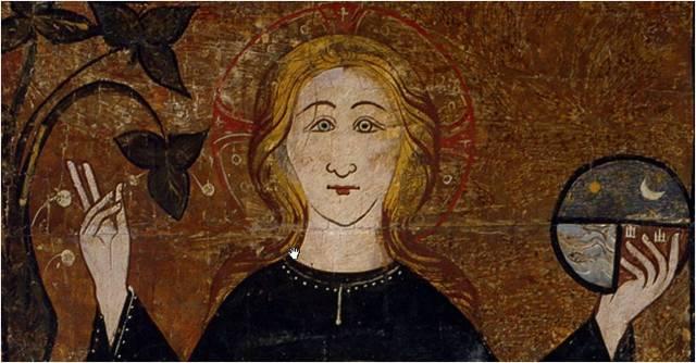 Políptico de San Cristóbal. Museo del Prado. Madrid