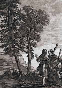 PHILEMON-BAUCIS La Fontaine