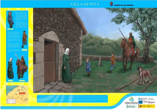 uilla de Quintana,Quintá