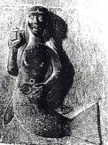 Como Ana Manana, a moura, filla do deus do Mar, Mananan mac Llir, adoita o aspecto de serea