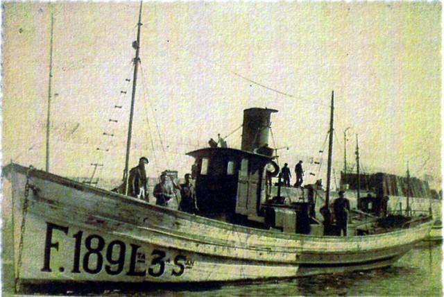 barco xuvia