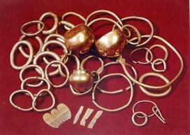 tesouro de caldas, museo de pontevedra