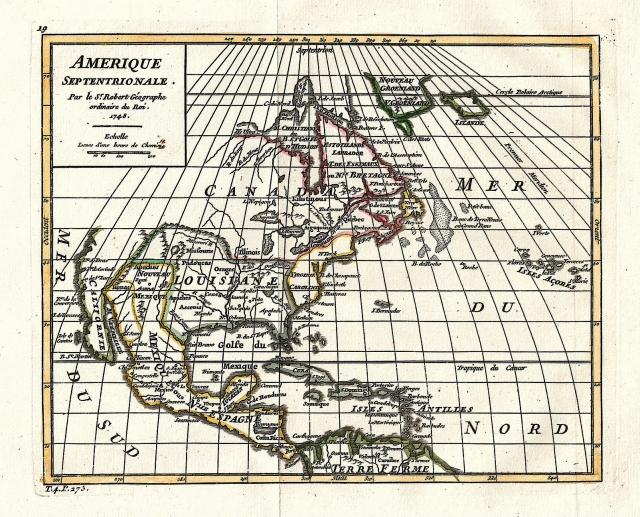 1748-robert-vaugondy-amerique-septentrionale