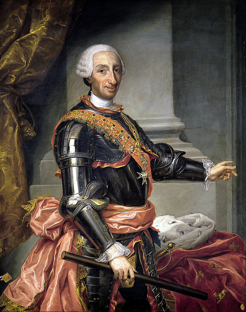 Carlos III Mengs