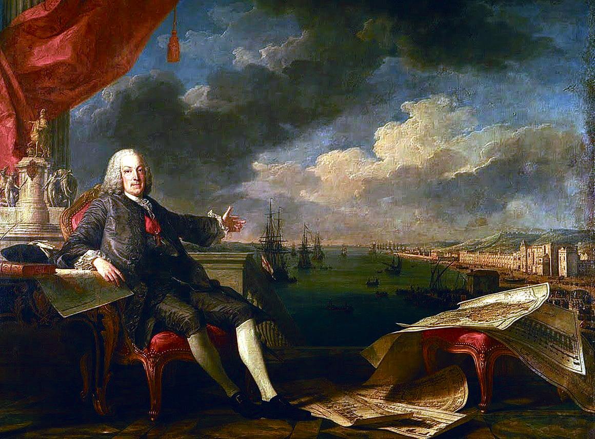 Sebastião José de Carvalho e Melo, Marquês de Pombal 1699,1782