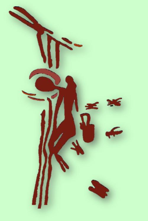 Cova da Araña. Valencia 8000 a 6000 a.C.